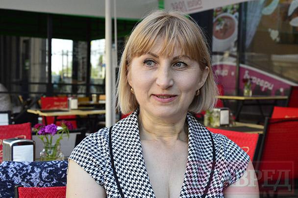 Лариса Кольченко