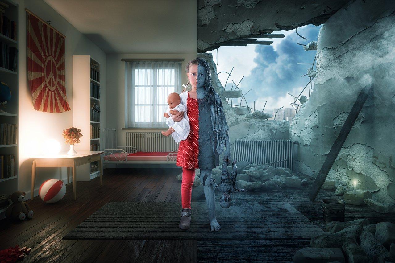 дети_ребенок_девочка_Донбасс_насилие над детьми