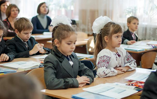 школьники, школа