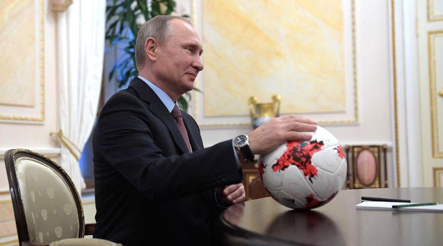 Что задумал Путин после финала ЧМ