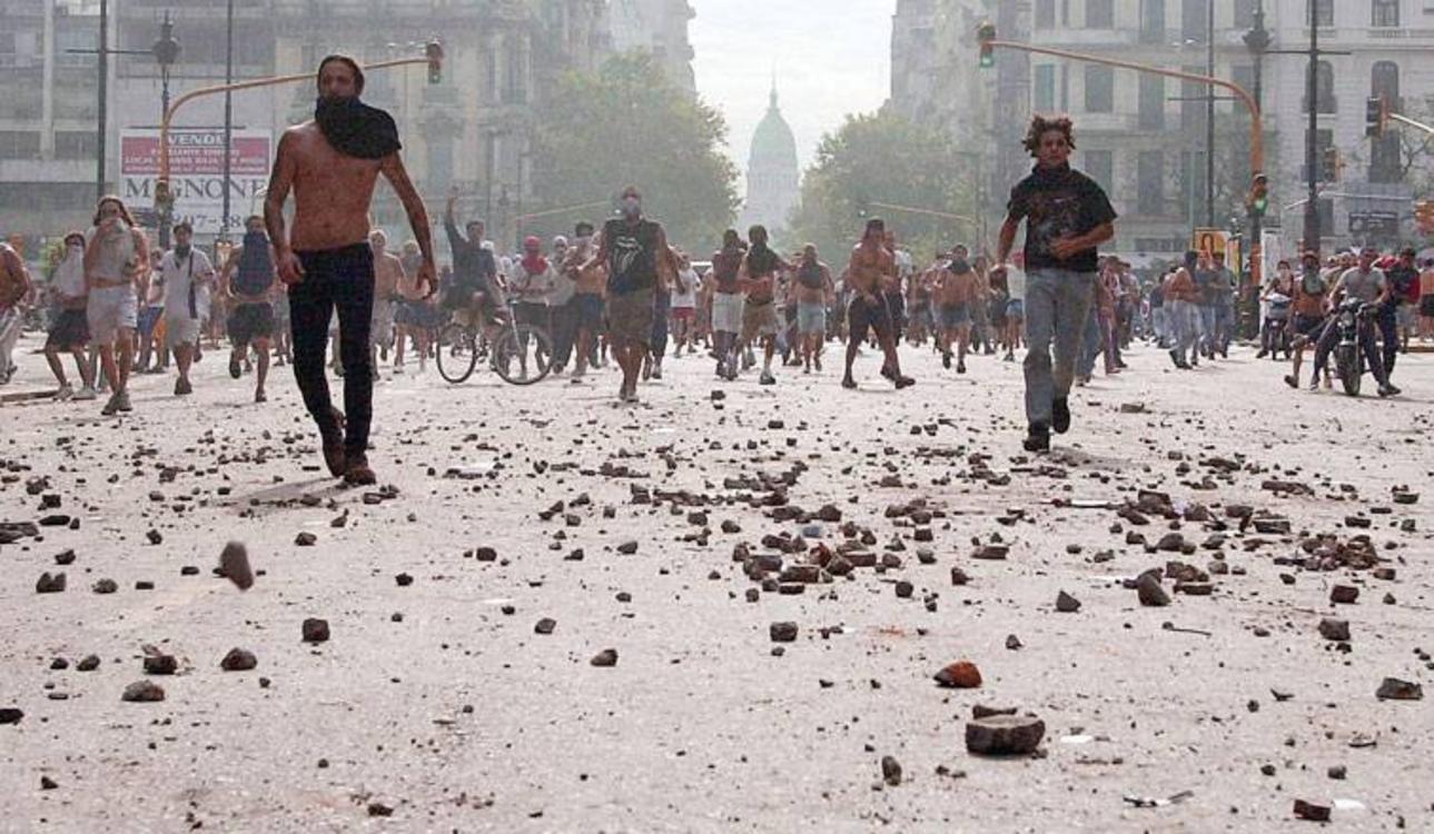 Погромы в Аргентине в 2001 году