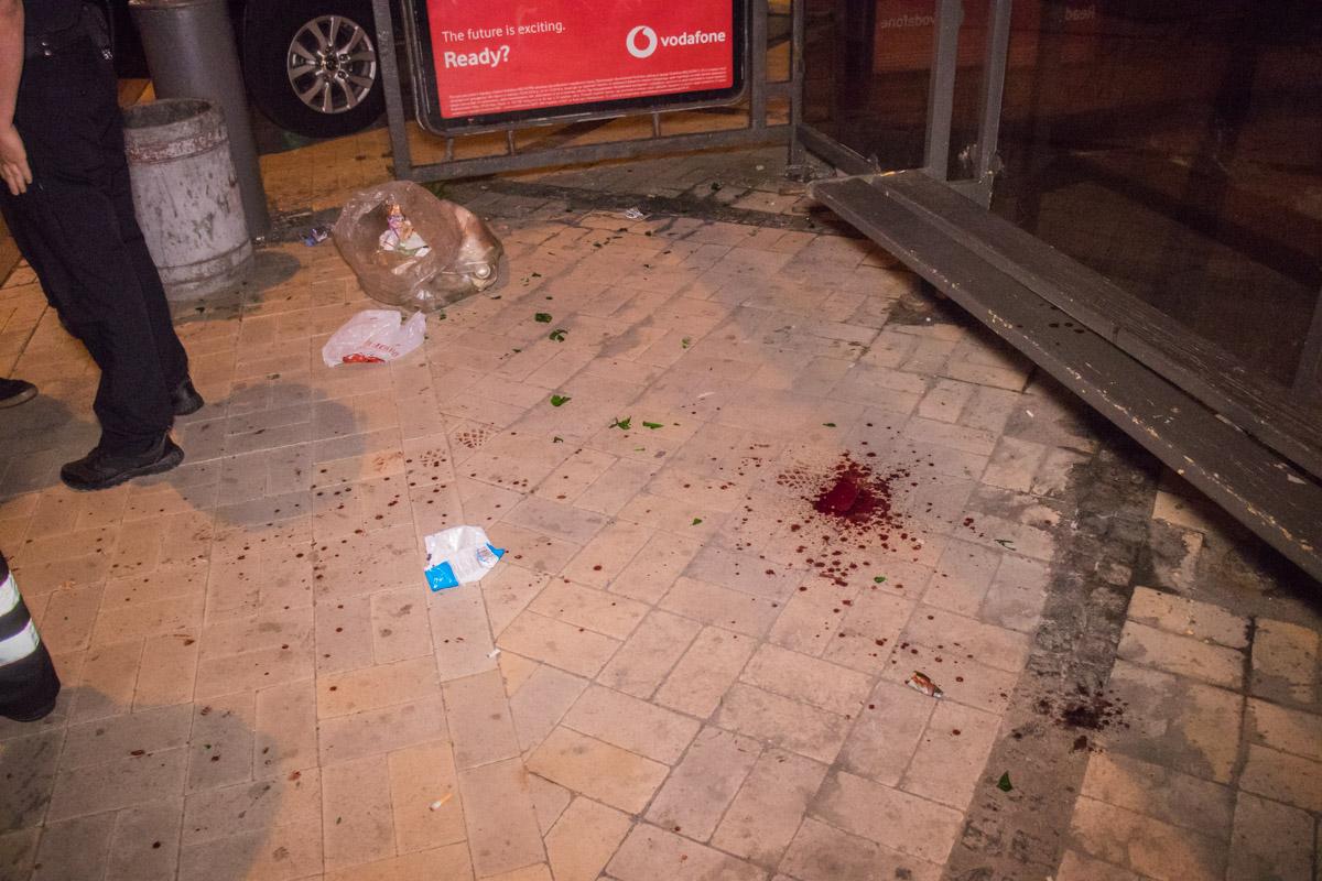 В Киеве парень пытался свести счеты с жизнью