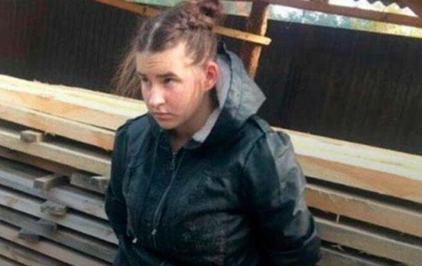 21-летняя похитительница Даяна Шаль
