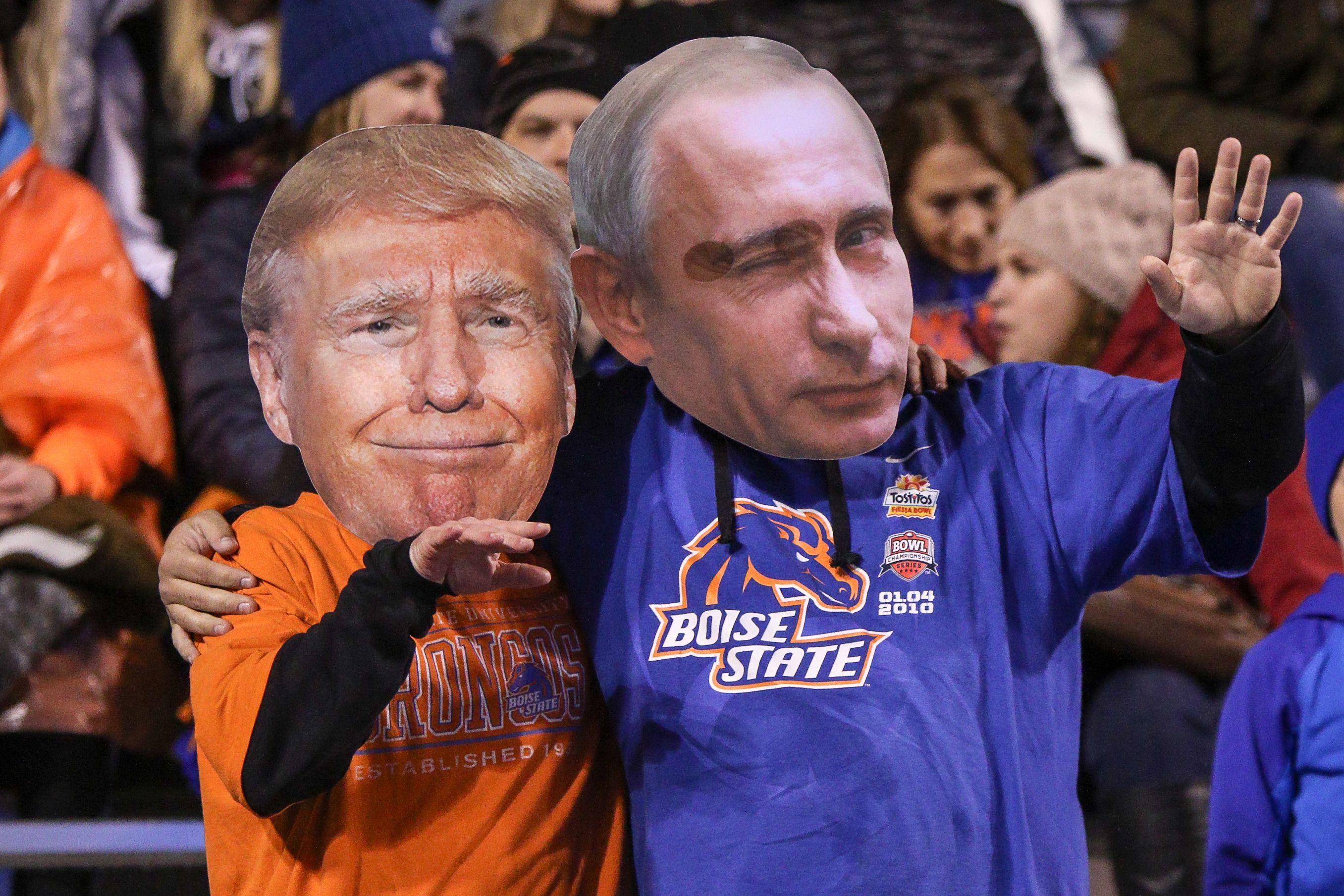 Трамп и Путин живут в другой реальности