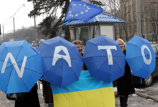 На саммите НАТО Украина может ввязаться в войну с РФ