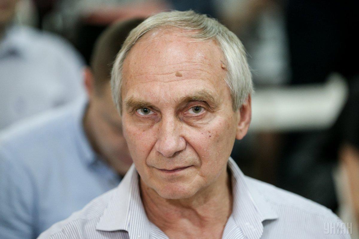 Игорь Козловский снова получает в Украине пенсию