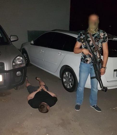 В Киеве обезвредили банду россиян