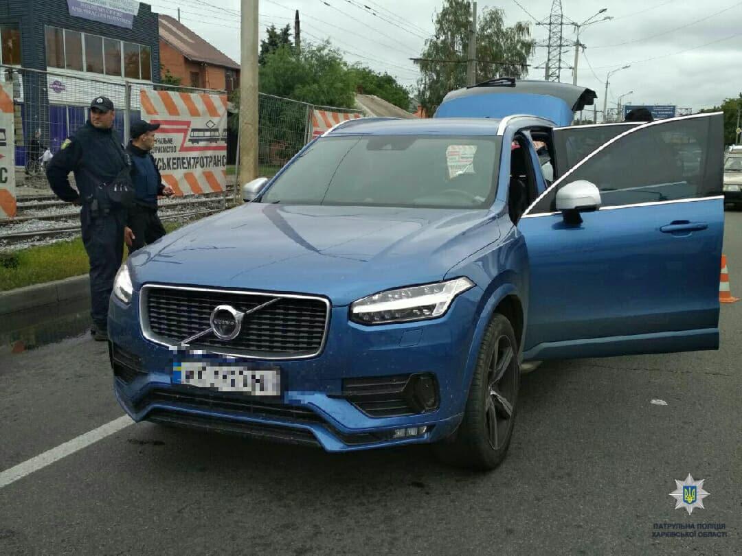 В Харькове задержан подозреваемый в двойном убийстве