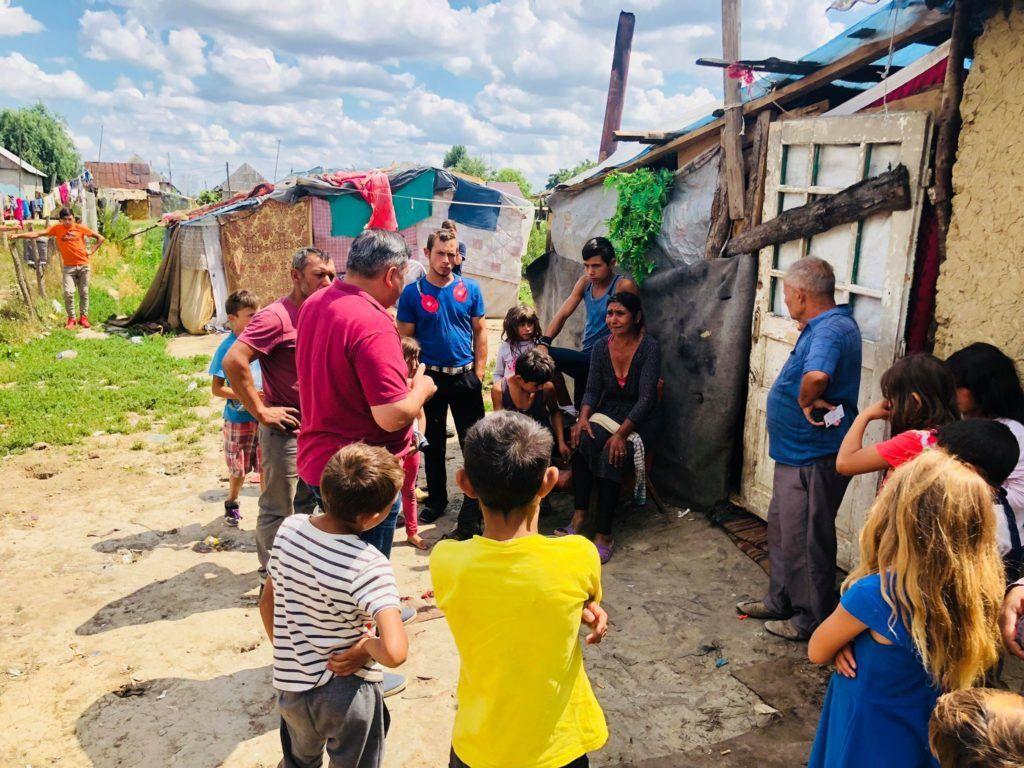 Ромский лагерь