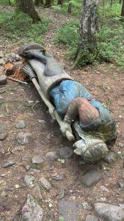 В РФ фигура Бабы-Яги убила ребенка