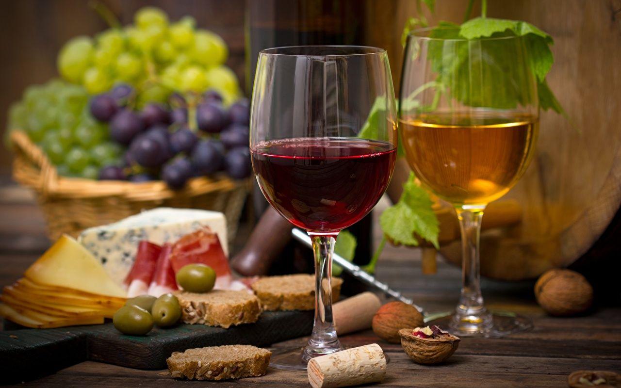 вино_оливки_сыр_еда_виноград_алкоголь_орехи