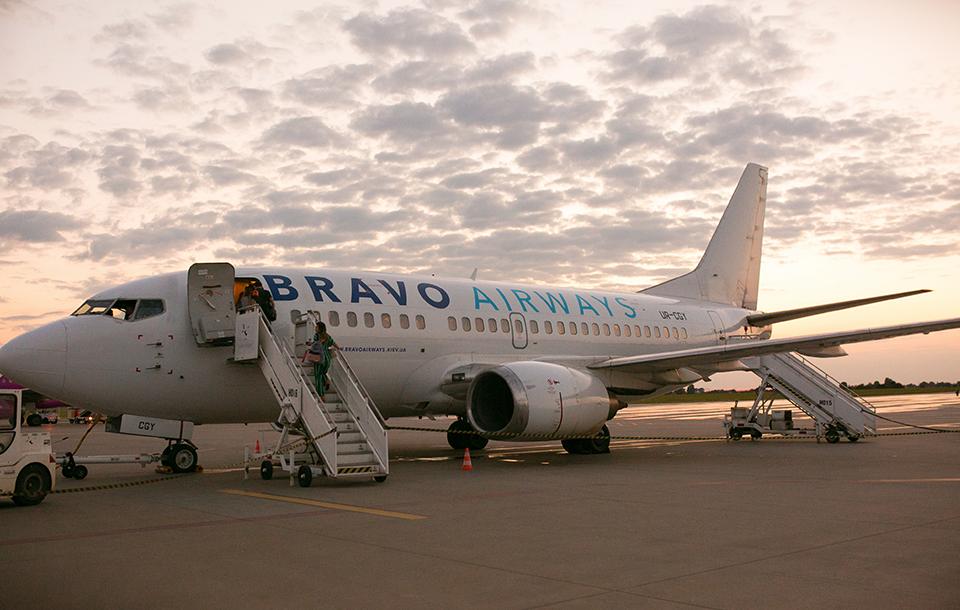 Bravo Airways обвинили в задержке вылета из Туниса