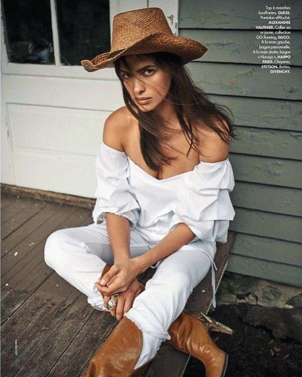 """Шейк снялась для журнала """"Elle"""""""