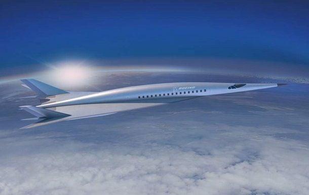 Boeing запускает сверхзвуковой лайнер