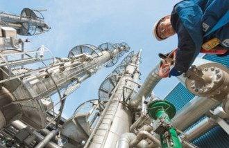 Мощность новой трубы составляет около 1,7 млрд кубометров