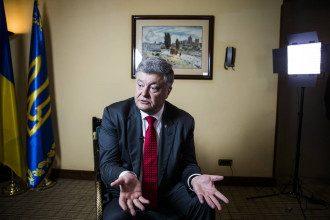 Журналисты выяснили, что окружение Петра Порошенко может заработать почти миллиард гривен на сделке по Юзовским месторождением газоносных сланцев