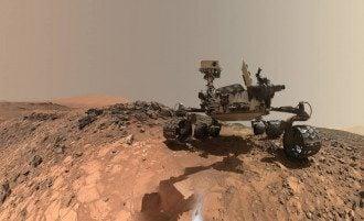 NASA нашло на Марсе органические молекулы