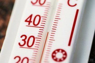 В Україну йде рекордна спека