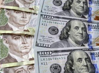 Эксперт отметил, что курс гривни каждый год падает по отношению к доллару