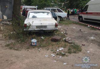 """Владелец """"Волги"""", в которой в Киеве был взрыв, задержан"""
