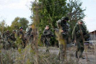 Ворог несе втрати на Донбасі