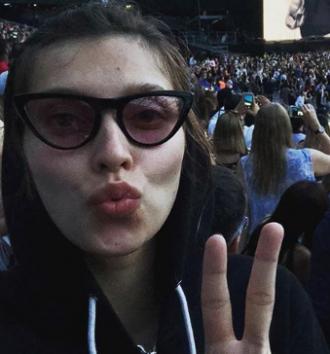 Регина Тодоренко написала, что ее кумир — Бейонсе