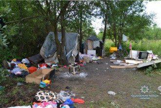 """""""Главред"""" собрал подробности резни в лагере ромов во Львове"""