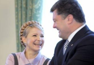 тимошенко - порошенко