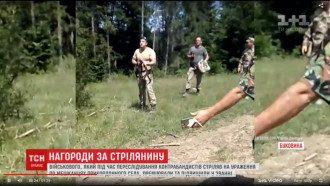 В Черновцах военных открыл огонь по местным жителям, обвинив их в контрабанде.