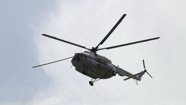 Вертолет с россиянами рухнул в Греции