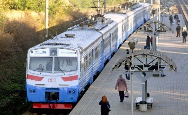 Киевпастранс отменил 9 рейсов городской электрички