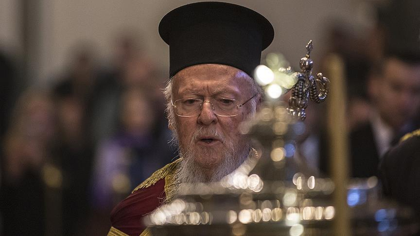 В Константинополе никогда не признавали церковной власти