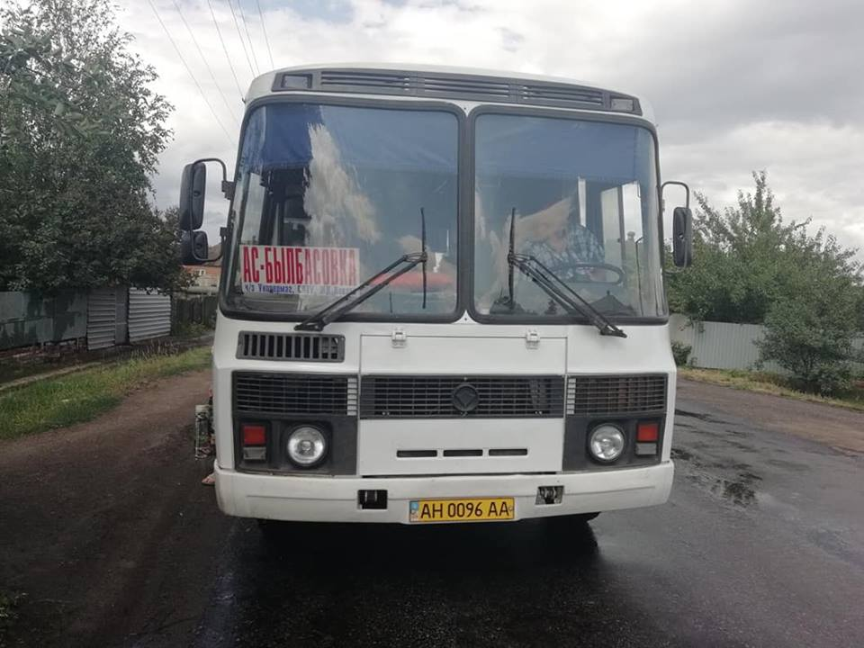 Водитель пригородного автобуса слишком эмоционально отказал пассажиру в льготном проезде