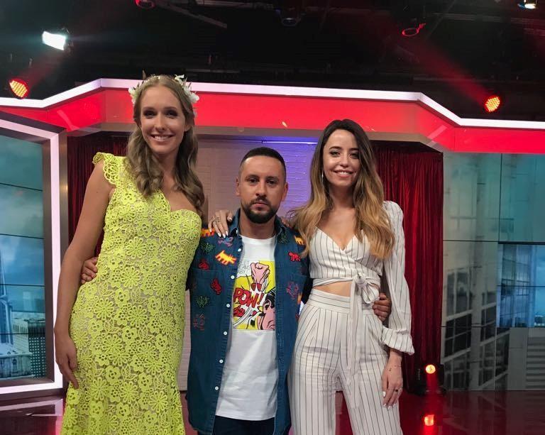 Надя Дорофеева и Monatik подготовили совместную песню