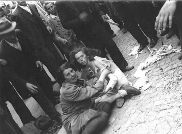 Еврейский погром во Львове в июле 1941 года