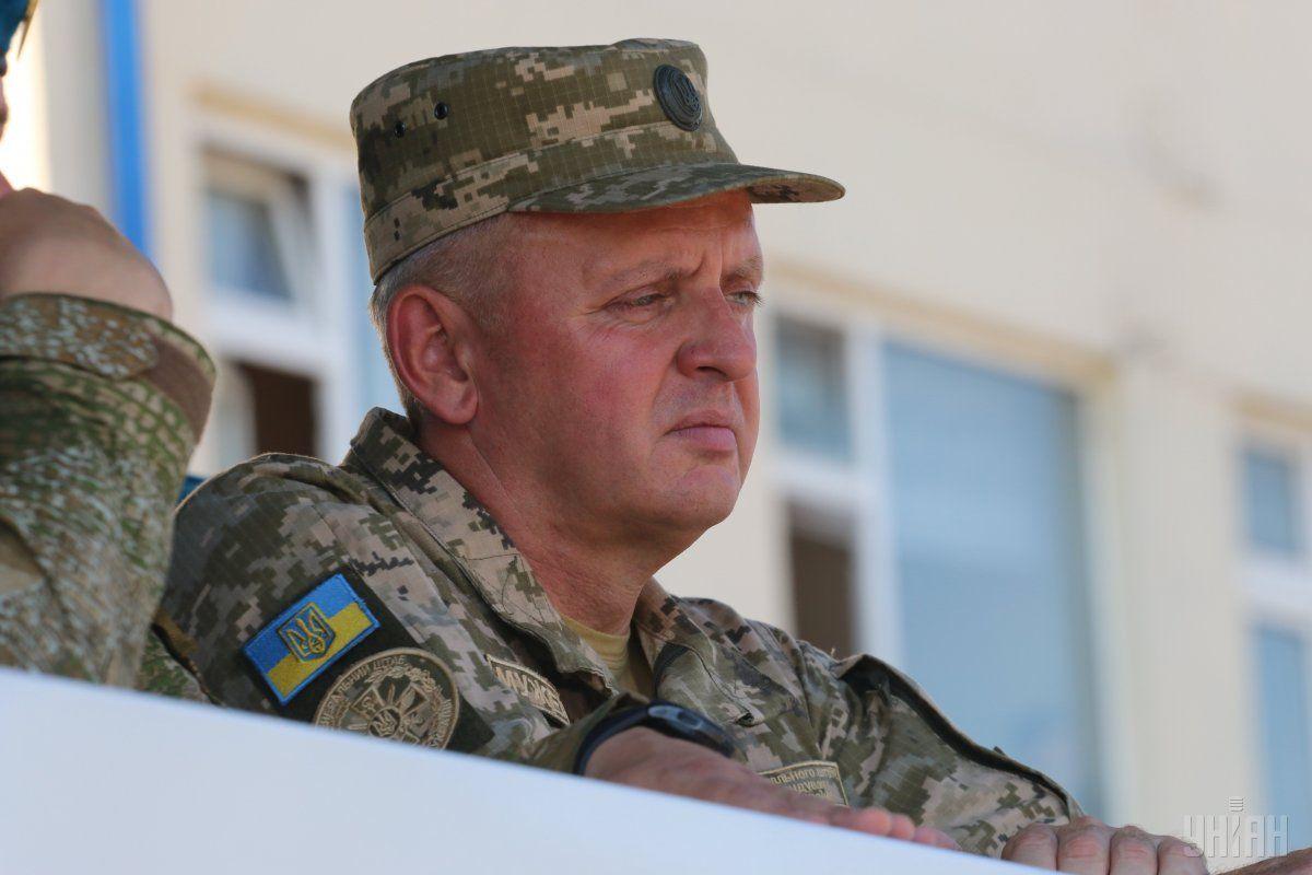 Муженко не сомневается, что россияне продолжат захватывать украинские земли