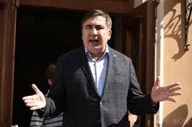 Саакашвили предложил вариант возвращения Сенцова в Украину