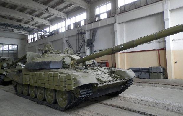 Т-72 назван худшим в мире