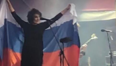 Земфира разозлила украинских фанатов