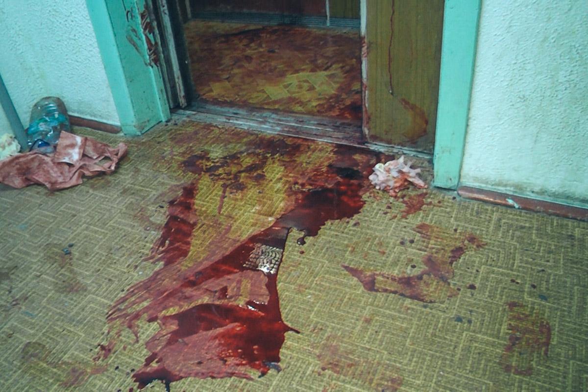 В Киеве лишили жизни женщину