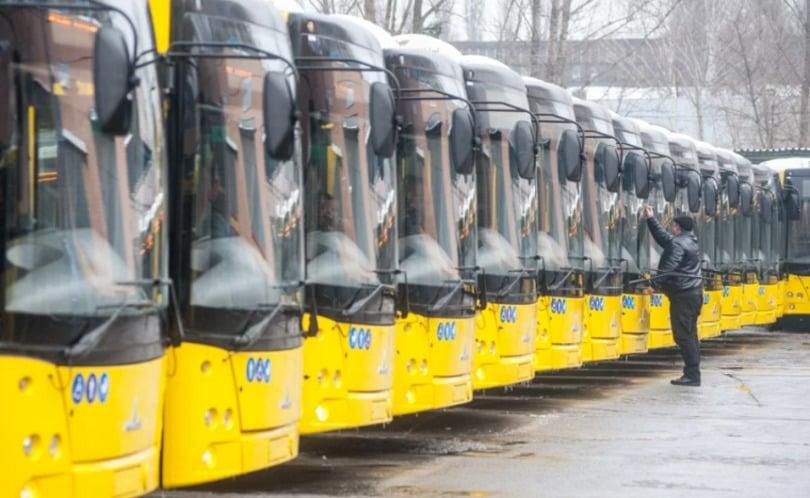 Киевлян возмущает повышение цен на проезд