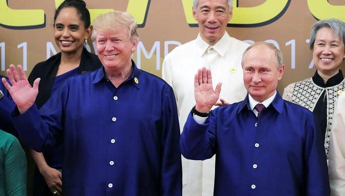 Лидеры ЕС будут шокированы итогом встречи Трампа и Путина
