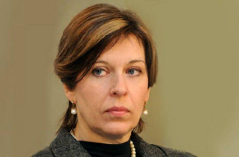 Ксения Ляпина.