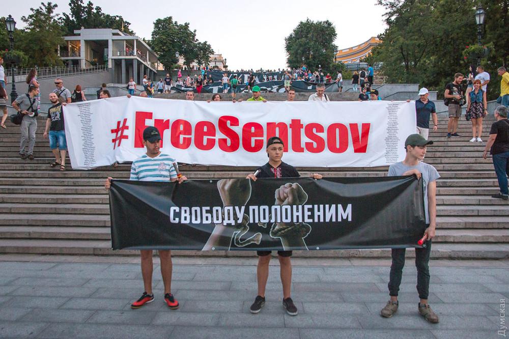 Украинская пресса обнародовала  ответ Кремля матери Сенцова