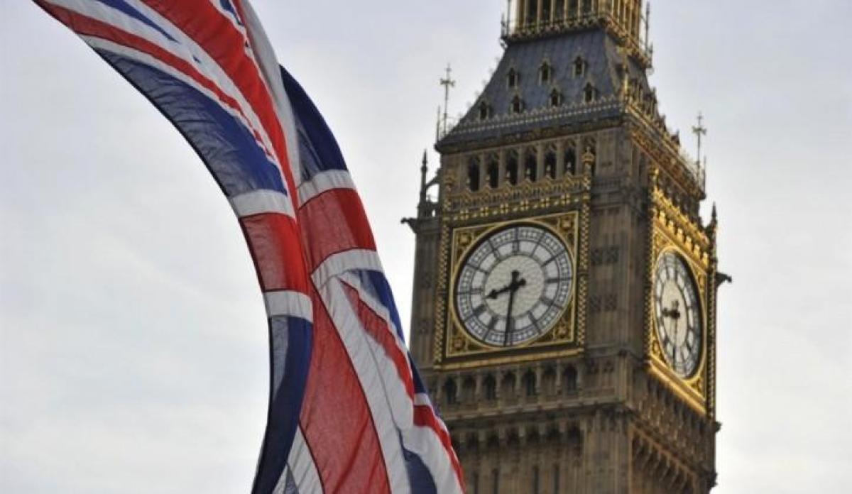 Британская партия консерваторов оказалось не в очень удобном положении