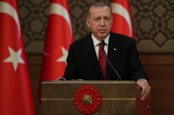 Турция завершит военную операцию в Сирии при нескольких условиях, сообщил Реджеп Тайип Эрдоган