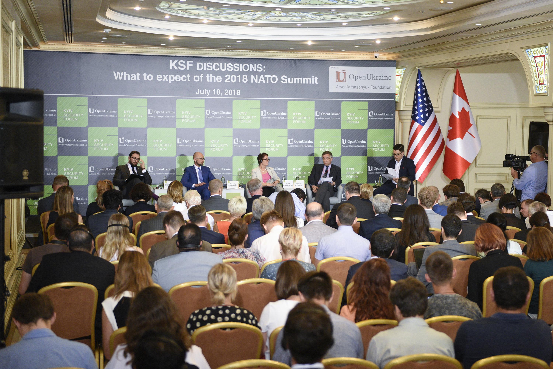 Арсений Яценюк считает, что Украина нужна НАТО, как и Альянс нужен Украине