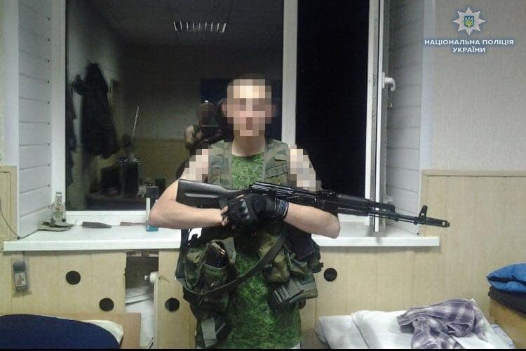 На Луганщине задержали шпиона