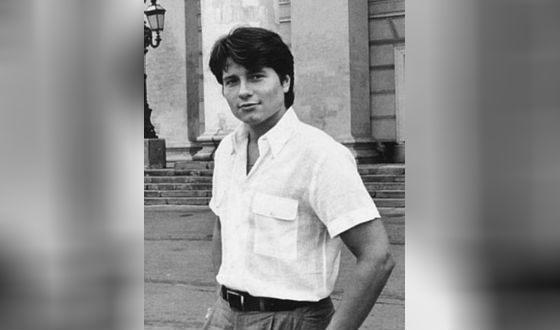 Николай Басков в юности