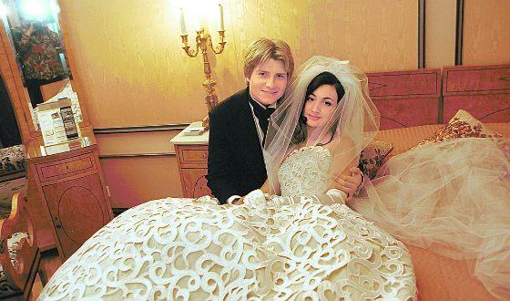 Николай Басков с бывшей женой Светланой
